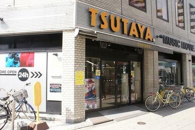 TSUTAYA 土佐堀店