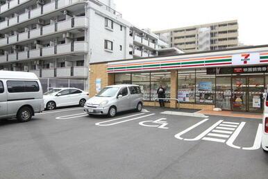 セブンイレブン福岡中央高校北店