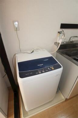 嬉しい洗濯機付き♪現況優先