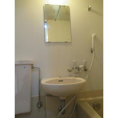 浴室内・洗面台(2102)