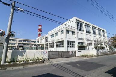 静岡市立豊田中学校