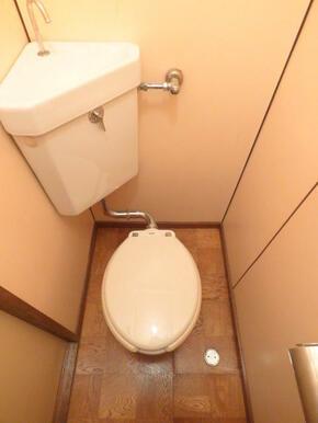 ★清潔感あるトイレ★