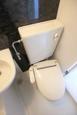 嬉しい洗浄機能付便座