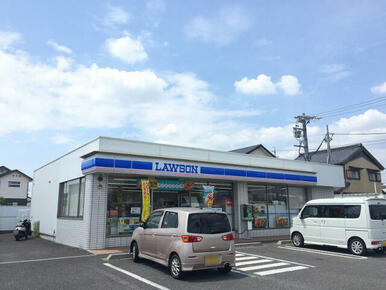 ローソン一宮千秋町加納馬場店