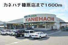 カネハチ榛原店