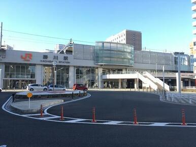 勝川駅(JR 中央本線)