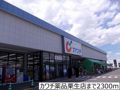 カワチ薬品栗生店