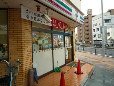 セブンイレブン横浜大口通店