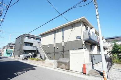 積水ハウス施工軽量鉄骨造2階建です☆安心の構造なので、地震がきても安心です!