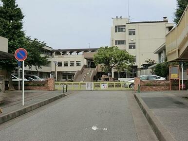 越谷市立蒲生南小学校