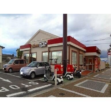 ガスト新居浜店