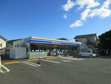 ローソン秦野戸川店