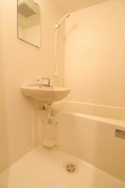 オフロとトイレ別♪