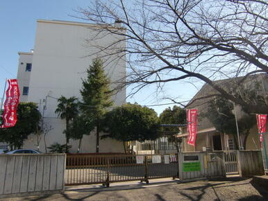 元石川小学校