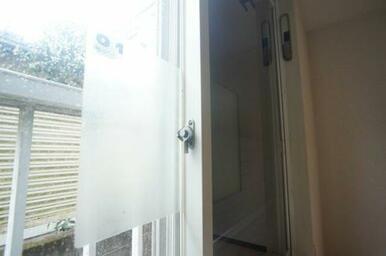 防犯面も安心な窓