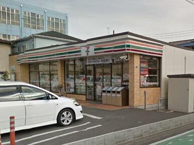 セブンイレブン川口青木中学校前店