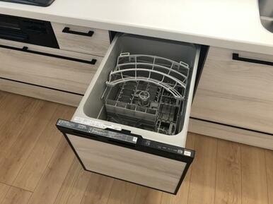 【食洗機】忙しい家事を手助け♪(2号棟)