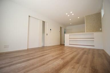 全室照明付きなので購入する際の必要諸経費を抑えられます!