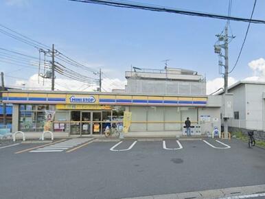 ミニストップ三郷谷中店