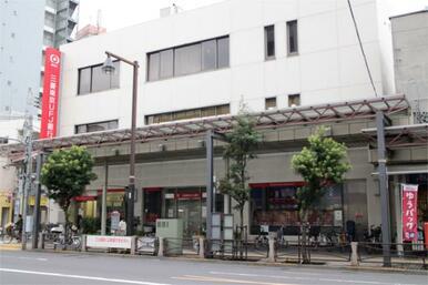 三菱UFJ銀行亀戸支店