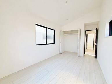 6号棟:洋室 グループ施工!永大のデザイン住宅です。