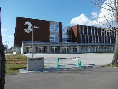滝川市立第三小学校