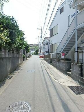 建物横公道