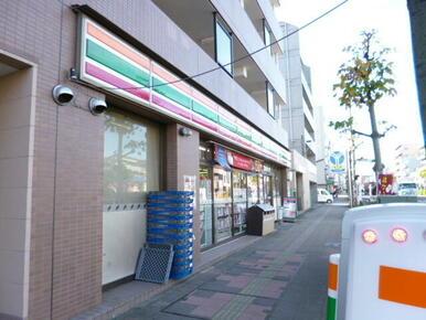 セブンイレブン 横浜三ッ沢下町店