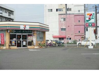 セブンイレブン徳島鮎喰町店