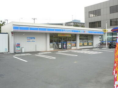 ローソン戸塚上矢部町店