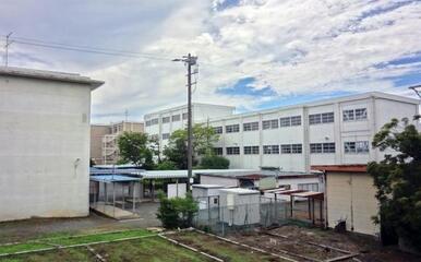 静岡市立清水第四中学校