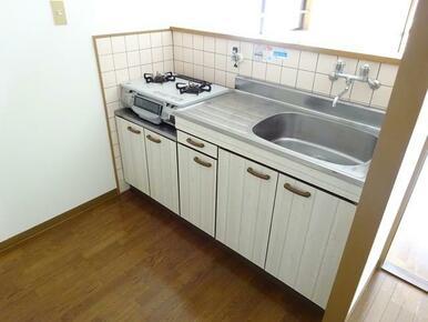 キッチン(ガスコンロサービス)