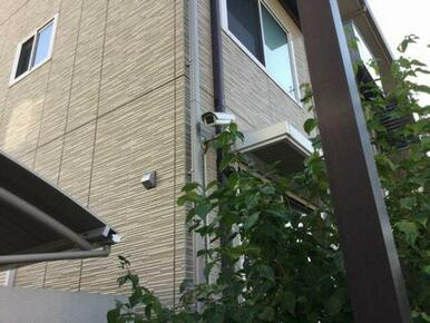 セキュリティが心配な方にオススメ☆オートロックに、防犯カメラ複数配置!
