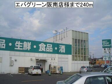 エバグリーン阪南店様