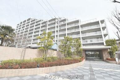 谷塚駅より徒歩9分!