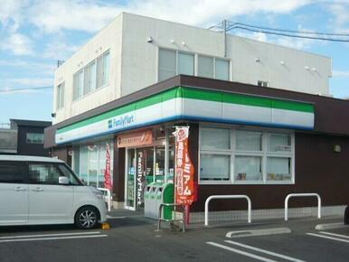ファミリーマート川内原田町店