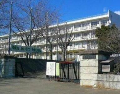 所沢市立荒幡小学校