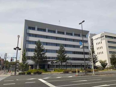岡山法務総合庁舎