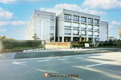 兵庫県立三木北高校