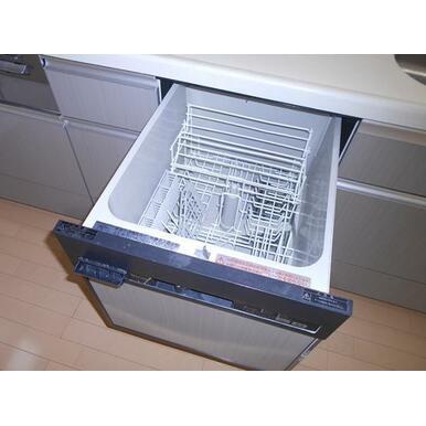 キッチンには食洗器があります。