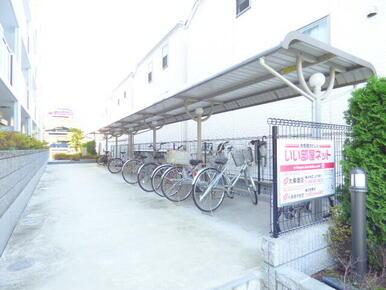 ★自転車置き場★