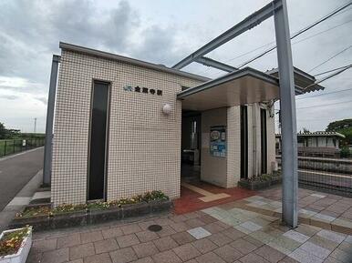 JR金蔵寺駅