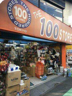 THE100 STORE