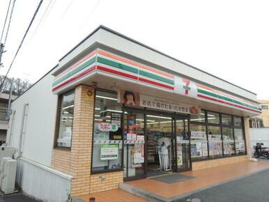 セブンイレブン横浜六ツ川店