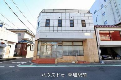 草加駅より徒歩5分とアクセス良好!