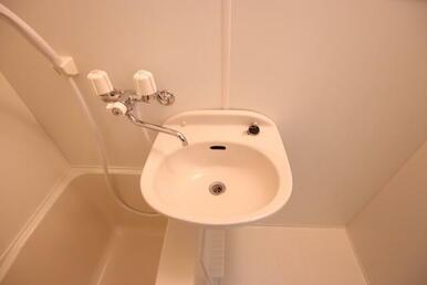 ★浴室内に洗面ボウルあります★