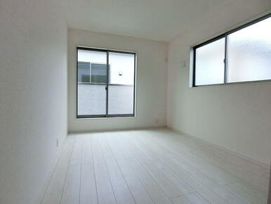 2階 南西側洋室6.5帖