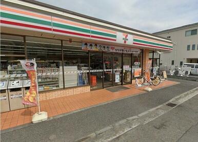 セブンイレブン 横浜新吉田東1丁目店
