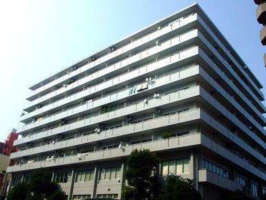 地上10階建て、分譲マンションの1室です!