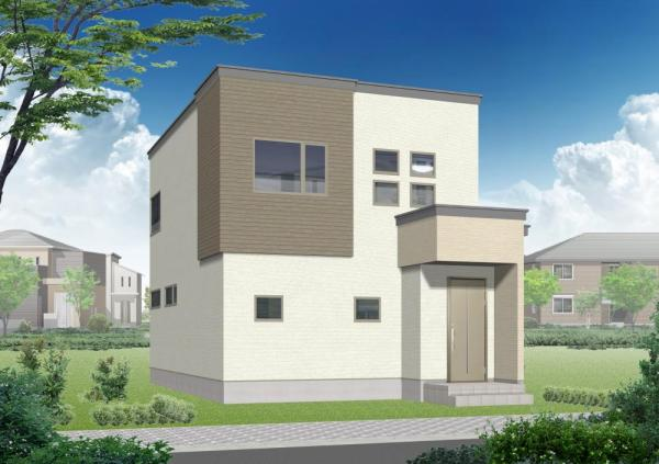 千歳市高台2丁目  新築建売住宅   4LDK